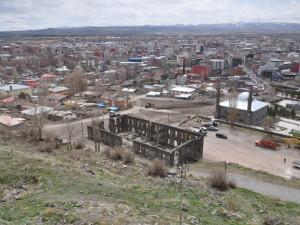 Kars Kalesi ve Yeniçeri Vadisi