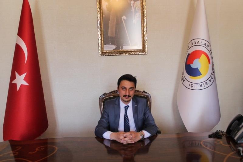 Alibeyoğlu, Türkiye ekonomisine destek çağrısı yaptı