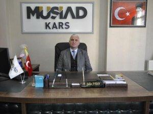 """Aydın, """"MÜSİAD Karavan Park Projesini hayata geçiriyor"""""""