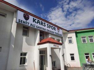 Şehit Ali Gaffar Okkan'ın ismi tesise asıldı!