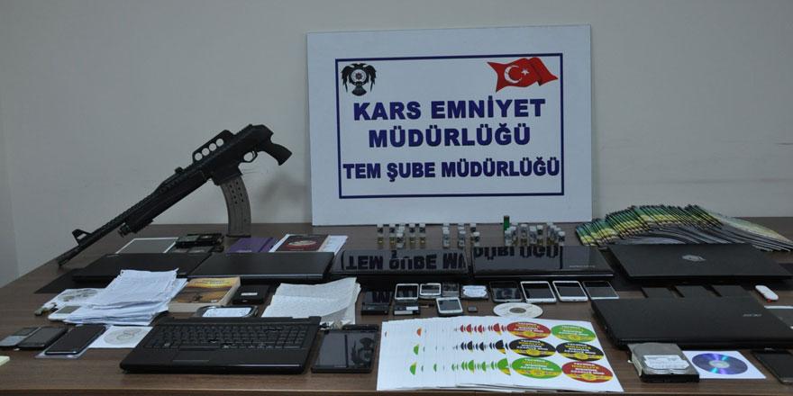 Kars'taki operasyonun detayları ortaya çıktı