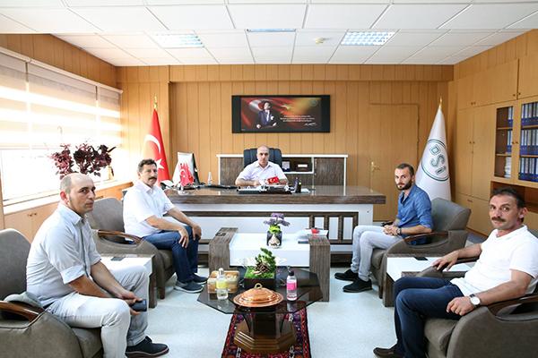 DSİ Kars 24. Bölge, Iğdır ovası sulaması ikmal inşaatı sözleşmesini imzaladı