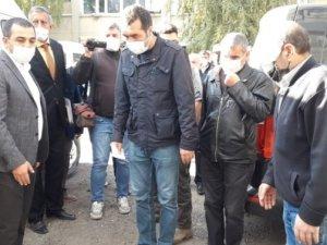Kars'a devlet eli değdi