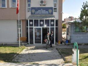 Diyarbakırlı hırsızlar Kars'ı mesken tuttu!