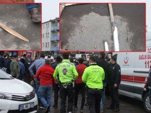 Kars'ta silahlı, taşlı ve sopalı kavga: 9 yaralı!