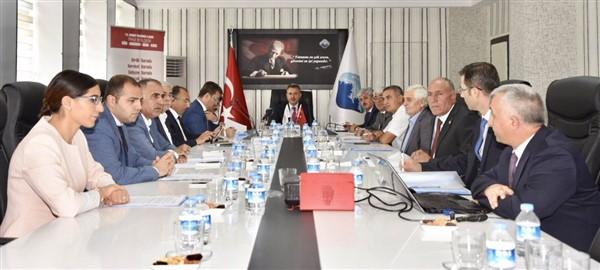 SERKA'nın 59. Yönetim Kurulu Toplantısı Ağrı'da yapıldı