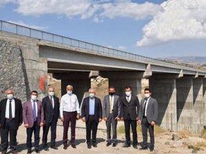 Karakurt-Horasan yolu yarın açılıyor