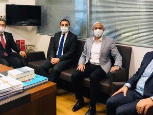 Kars ekibi hizmet için Ankara'da