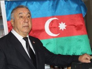 Azerbaycan'a asker gönderilmesi Iğdır'da memnuniyetle karşılandı