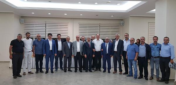 DSİ Kars 24. Bölge Müdür Yardımcısı İsmail Yavuz, Şanlıurfa'ya tayin oldu