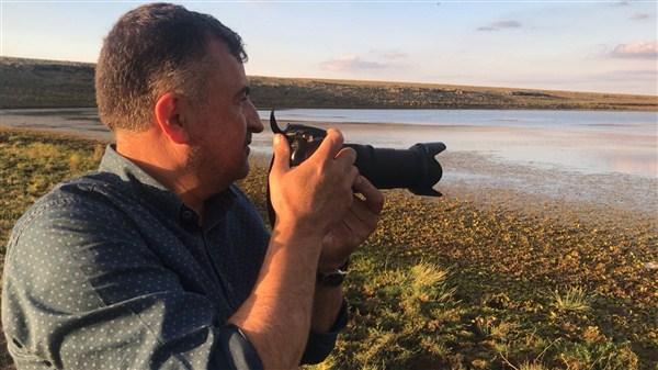 Asboğa Gölü turizme kazandırılmayı bekliyor