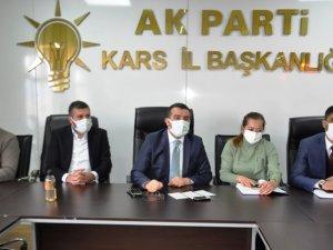 """Başkan Çalkın, 'CHP'li kardeşlerim genel başkanlarını değiştirmeli!"""""""