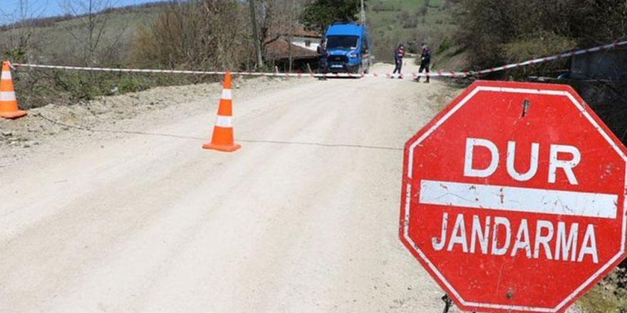 Kars'ta, 1 köy karantinaya alındı, 1 köyde karantina kaldırıldı