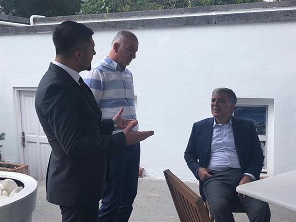11. Cumhurbaşkanı Abdullah Gül, Ani Ören Yeri'ni gezdi