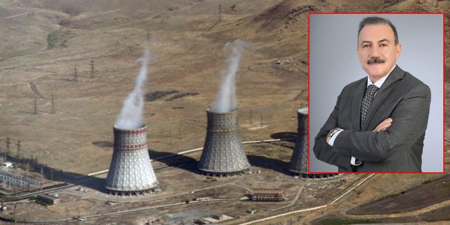 """Alibeyoğlu, """"Nükleer tehlike ortadan kaldırılmalı"""""""