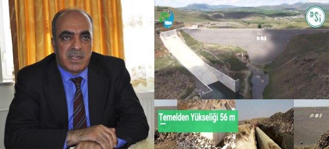"""Müdür Dündar: """"DSİ Kars'a 662 milyon TL yatırım yaptı"""