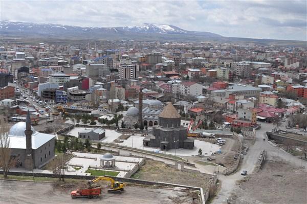 Kars'ta 2018 Ağustos ayında 174 konut satıldı