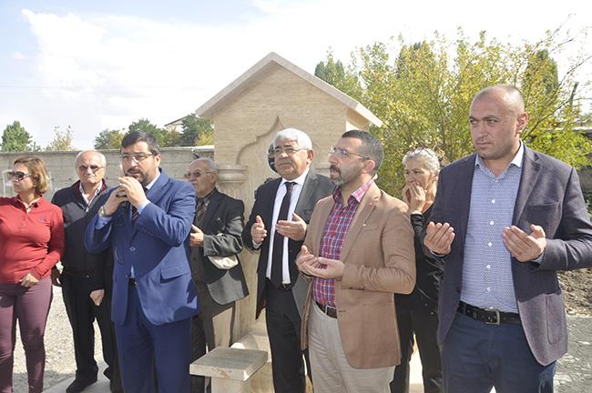 Kars'ta Taziye Evi ve Hayrat Çeşmesi hizmete açıldı