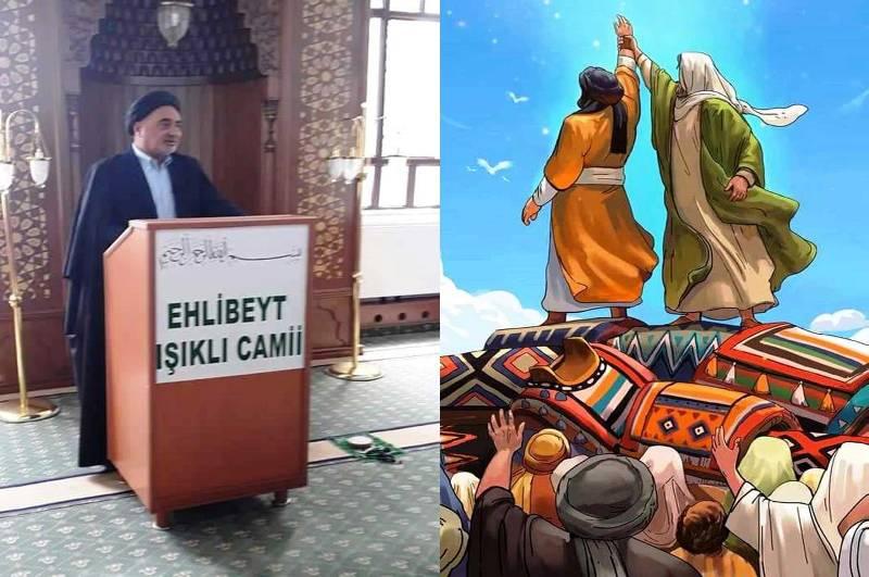 "Erdem ""Gadir-i Hum, Ehlibeyti anlama günüdür"""