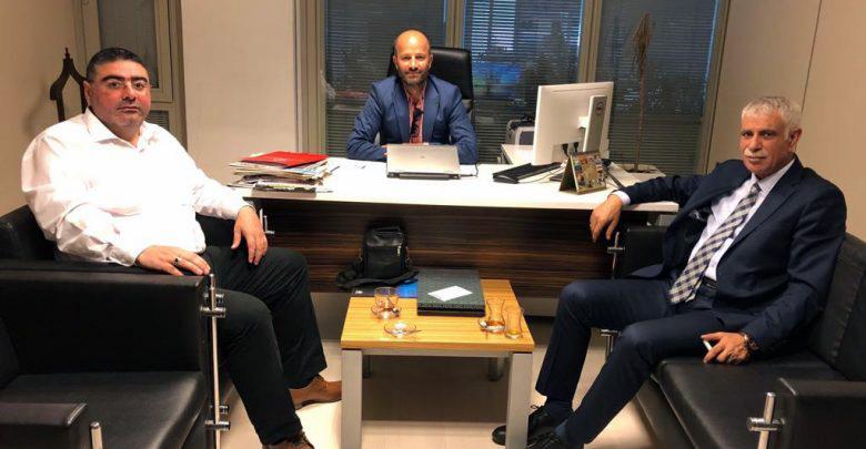 Gazeteciler Cemiyeti Başkanlarından muhtarhaberleri.com'a ziyaret