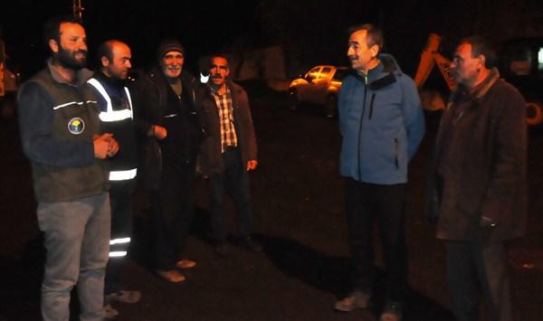 """Müdür Gürel: """"Kars'ın köylerinde yanmayan sokak lambası kalmayacak"""""""