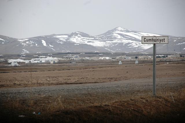 Akbaba Dağı'na tatbikat nedeniyle giriş yasağı konuldu