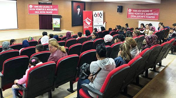 """""""Okul Destek Projesi"""" etkinliği düzenlendi"""