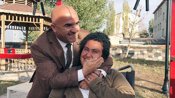 Başkan Coşkun Altun'dan, Selim'de engelliler için önemli hizmet