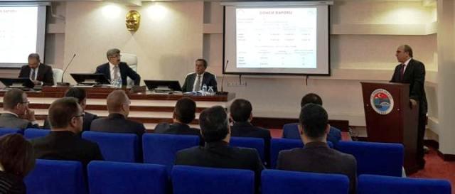 Dündar, Ardahan'da İl Koordinasyonu Kurlu Toplantısına Katıldı