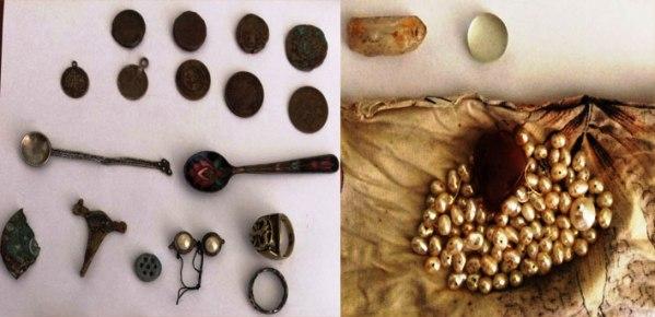 Tarihi eserleri Jandarmaya satarken yakalandılar