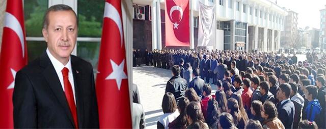 Cumhurbaşkanı Erdoğan, Karslıların kurtuluş coşkusuna ortak oldu