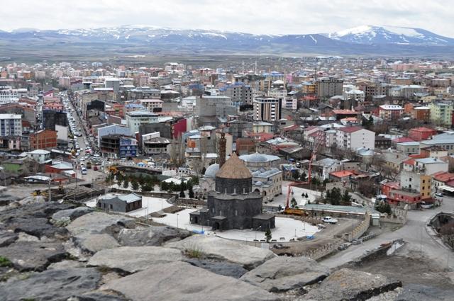 Kars'ta Eylül ayında ihracat yapılmazken, 55 bin dolar ithalat gerçekleştirildi