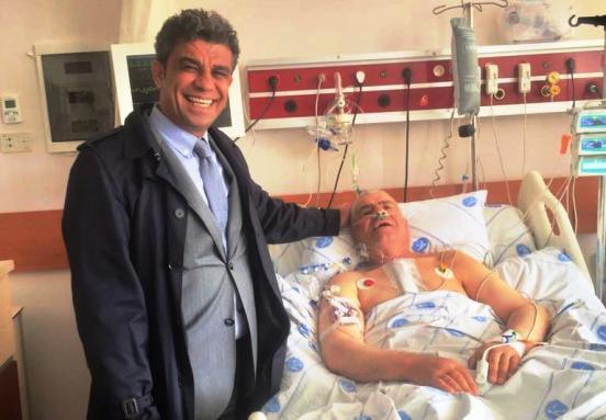 KAÜ'de açık kalp ameliyatı