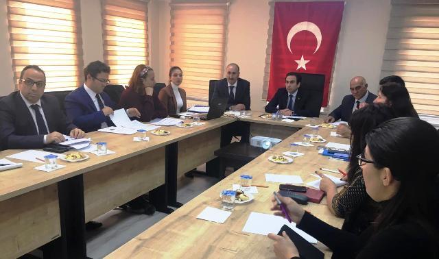 Otizm Ulusal Eylem Planı İl İzleme ve Değerlendirme toplantısı yapıldı