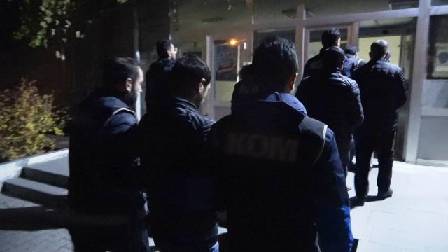 Kağızman'da tefeci operasyonu: 5 gözaltı, 2 tutuklama