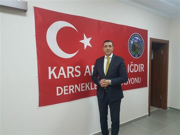 Kars Ardahan Iğdır Dernekler Federasyonu, Kültür Merkezi açıyor