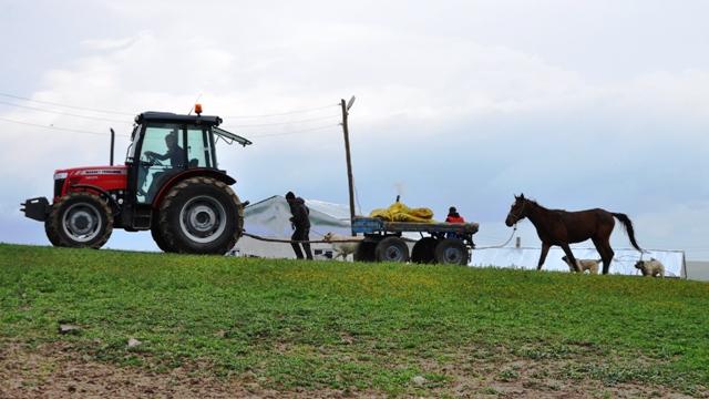 Çiftçiye tarım sigortasında yüzde 50 destek