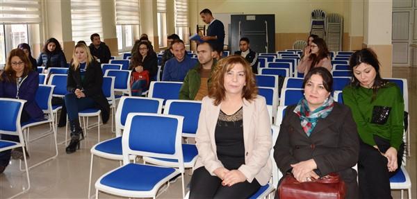 SERKA'nın desteklediği projenin öğretmen eğitimi başladı