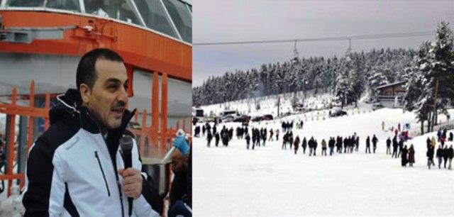 Avrupa Kayakla Oryantiring Şampiyonası (esoc 2019) Sarıkamış'ta düzenlenecek
