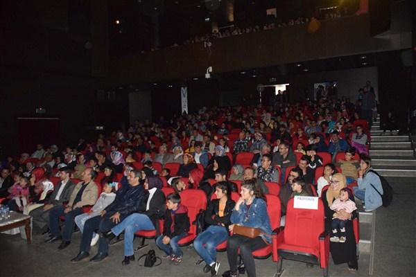 Kars 'Ufka Yolculuk' kazananları ödüllerini aldı