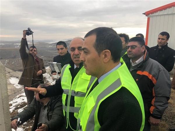 Kars Barajını besleyen Kars Çayı üzerinde artıma tesisi yapılacak