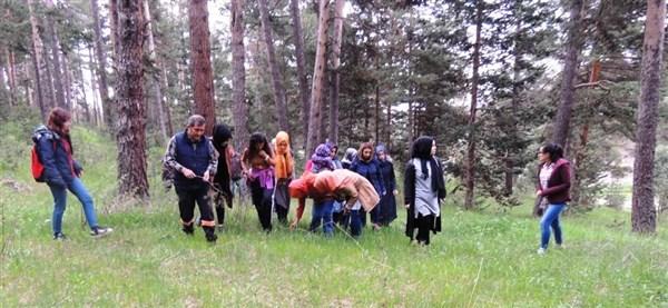 KAÜ, Öğretmen Adaylarına Bilim Kampı  düzenledi