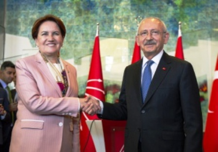 """İYİ Parti: """"CHP ile ittifak arayışları anlaşmayla sonuçlandı"""""""