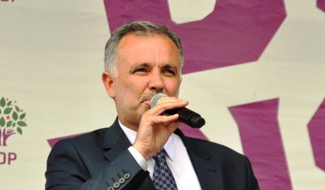 HDP'nin Kars Belediye Başkan Adayı: Ayhan Bilgen