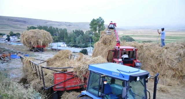 Tarımsal kredilerin yeniden vadelendirilmesi köylünün yüzünü güldürüyor