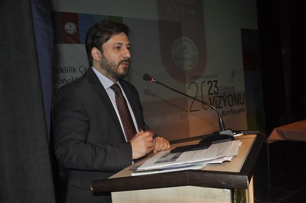 2023 Eğitim Vizyonunun detayları Kars'ta da anlatıldı