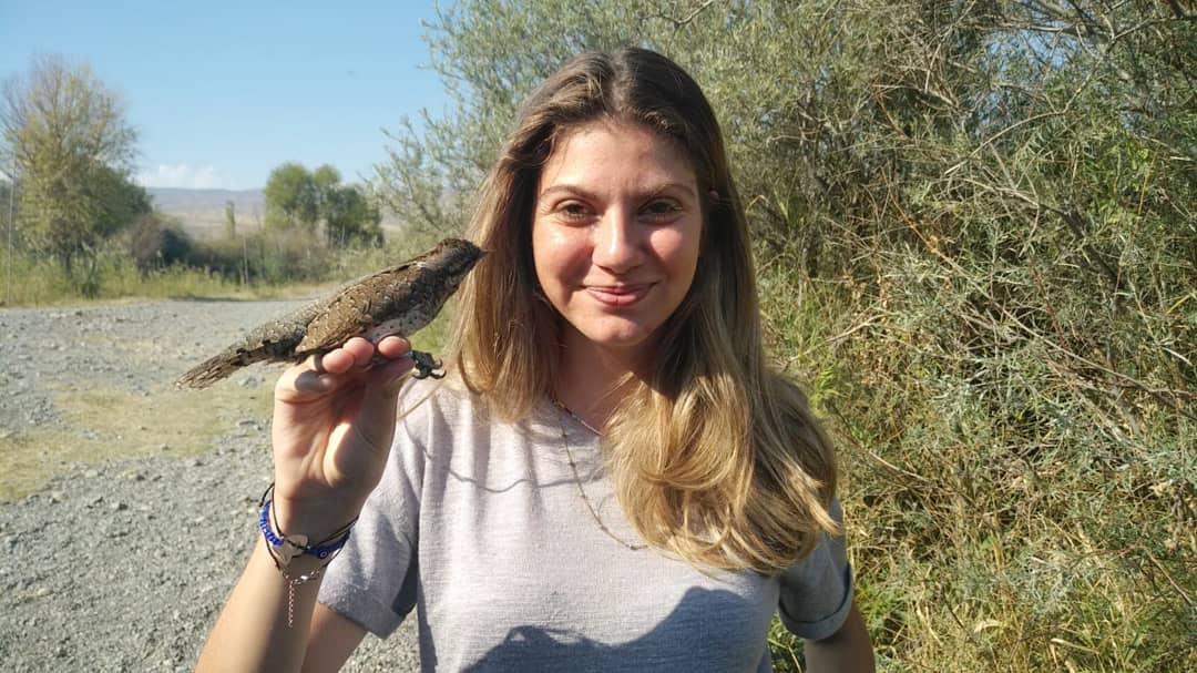 88 günde 94 farklı türden 6 bin 597 kuş halkalandı