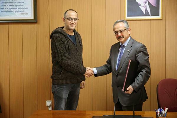 DSİ Kars 24. Bölgede, sözleşme imzalandı