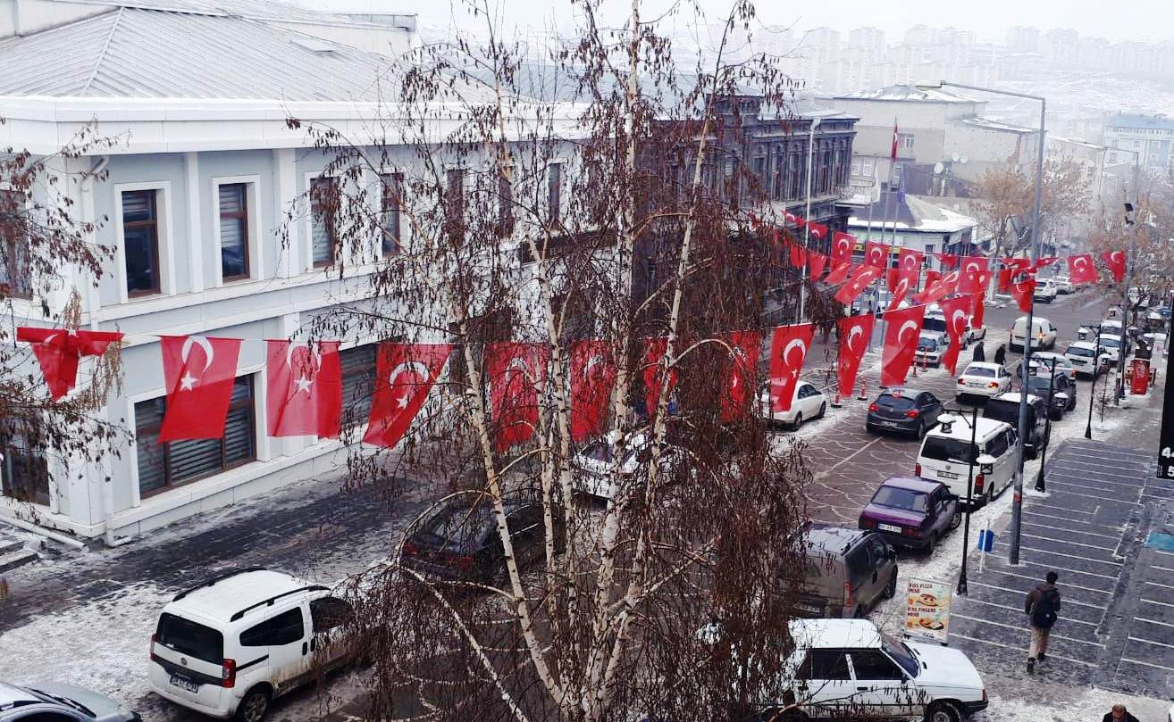 Kars'ta araç sayısı 68 adet arttı