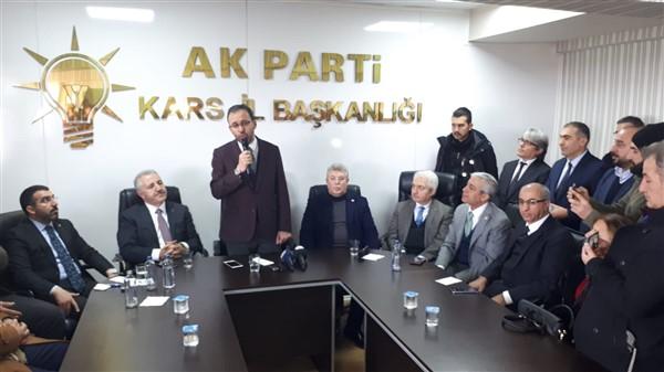 """Bakan Kasapoğlu: """"Kars'ın gençleri sportif anlamda ciddi potansiyele sahiptir"""""""